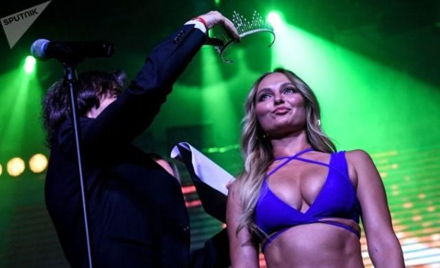 Rusya güzelini seçti! Viktoriya Tsuranova