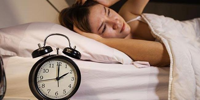 Uykusuzluk çekiyorsanız dikkat! Yüzde 250 daha riskli   Karadeniz Gazetesi