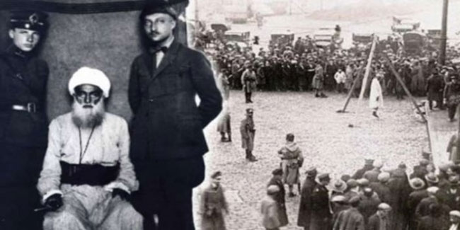 Tarihte bugün (29 Haziran): Şeyh Said idam edildi | Karadeniz Gazetesi